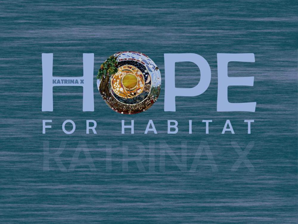Hope for Habitat pr