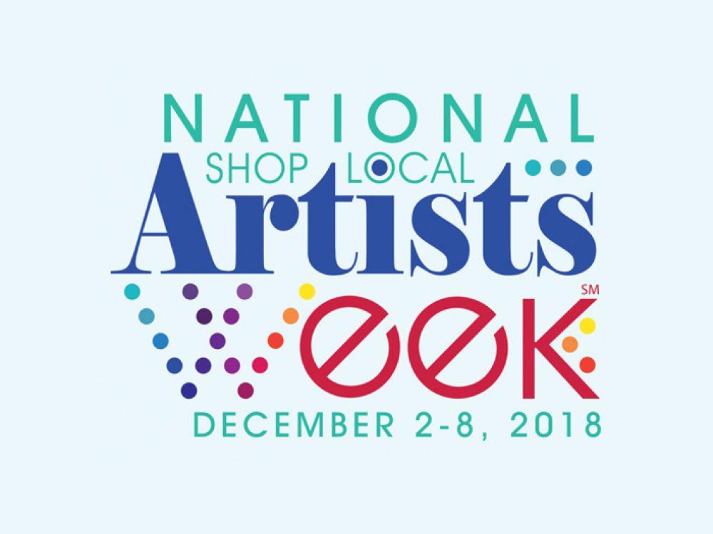 National Shop Local Artists Week